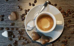 roast coffee, coffee blend