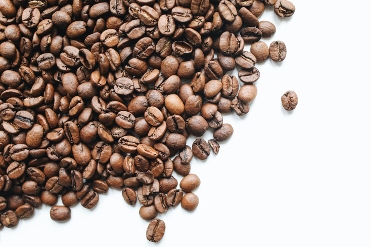 beans for coffee, coffee types