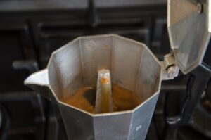 italian coffee maker, stovetop coffee maker