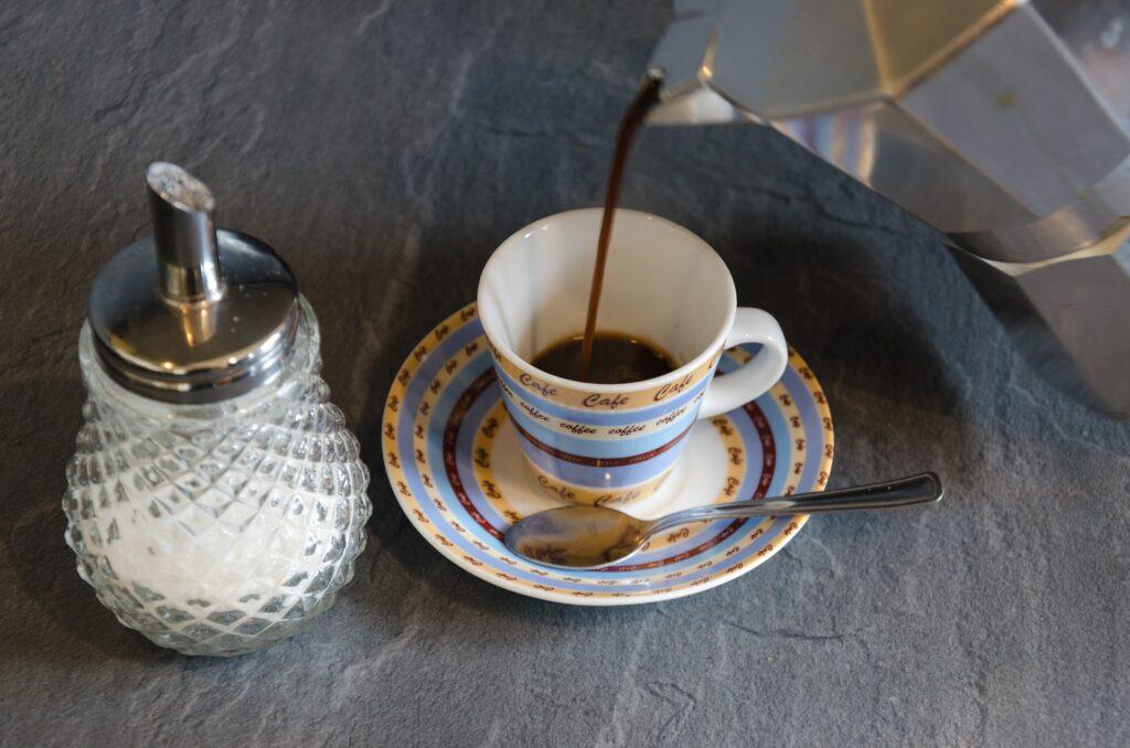 moka, moca coffee