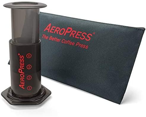 AeroPress Coffee and carry bag